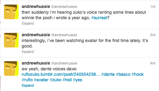 supey:  ariannemartell:  this whole dante reads homestuck while hussie watches avatar thing is giving me life  i ship it