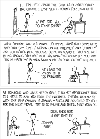 nudityandnerdery:  Things I will do when I am King of Canada. (via xkcd: Pix Plz)