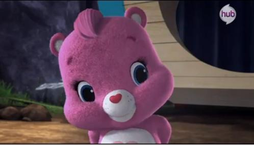 Your daily dose of cute: The Care Bears are back. And they are adorable. Check 'em out in our exclusive clip of the Bears' new show on The Hub, the home ofMy Little Pony: Bronies Are Magic.