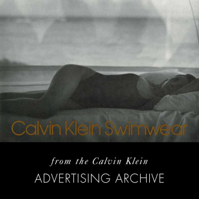 Christy, 1989 From the Calvin Klein Historical Advertising Archive - Calvin Klein Swimwear 1989 © Bruce Webber