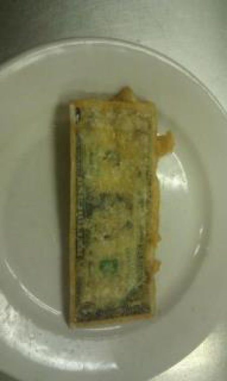 Deep Fried Dollar USA! USA! USA!