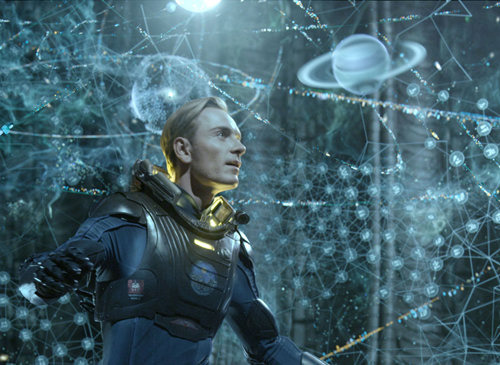 Prometheus The spacegirl who played with fire. Our official verdict on Ridley Scott's return to sci-fi…