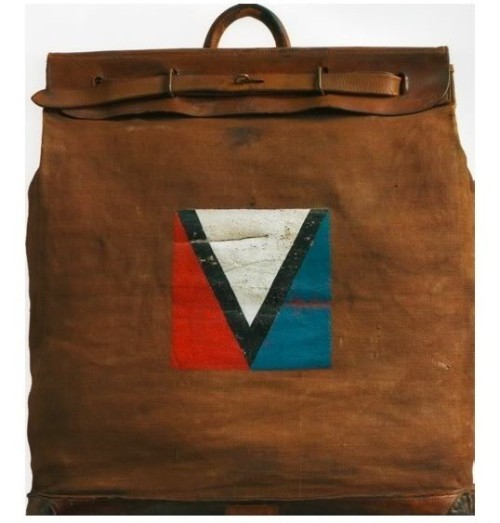 passmeplease:  The personal bag of Gaston-Louis Vuitton, 1901