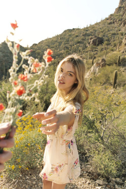 urbanoutfitters:  Behind the Scenes Summer Catalog 2012 / Photography by Charlie Engman