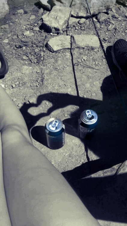 Fishin with the best friend! We love fishing and beer! :D