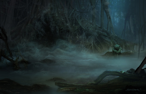 pacalin:  Completely breathtaking. tiefighters:  Yoda Created by Stephen Chang