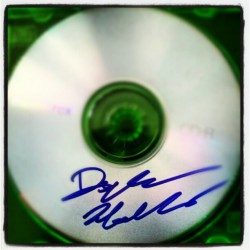 one of the best days in my life, when Dylan Holland sent me a signed cd!!