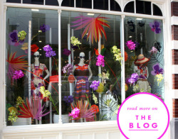 our recent flower-themed fete in london was a smashing success. read about the bash on our blog: http://bit.ly/KI5g31