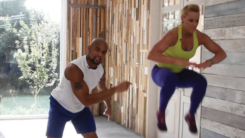 Shaun T.'s Insanity-Inspired Workout Watch as Shaun T. and Jen Sinkler run through his Insanity-inspired workout, exclusively designed for the June 2012 issue of Experience Life. (Psst…: We guarantee this one will kick your butt — a workout you won't soon forget!