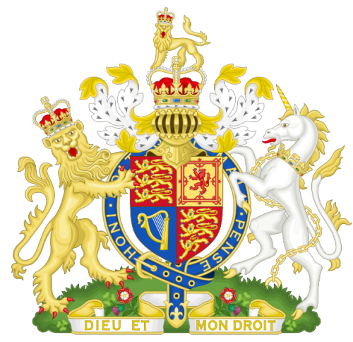 reason to move to england no. 75392583265: the UK coat of arms has NINE lions on (plus a unicorn).