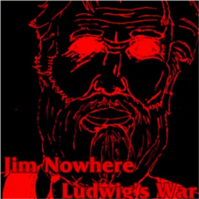 Jim Nowhere - Ludwig's War Available now at jimnowhere.com and June 5th on iTunes (Taken with instagram)