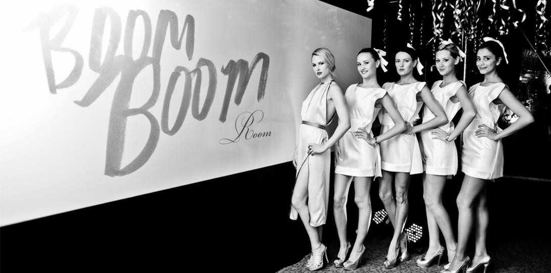 One night only: The Boom Boom Room Istanbul