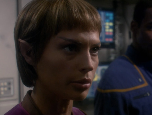 """The first step to getting back is ascertaining how we got here."" - T'pol"