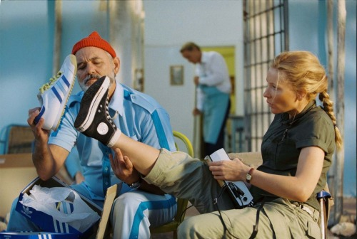 Proper fit is always good style. waxwane:  The Life Aquatic with Steve Zissou - United and Uniformed