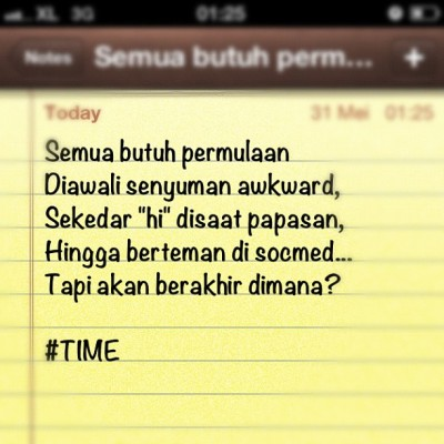 Hmmm… #words #notes #time #relation #randomthought #instagram #instacool #igers #photooftheday  (Taken with instagram)