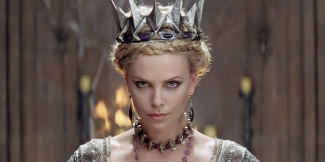eye-contact:  bbook: Snow White and the Huntsman