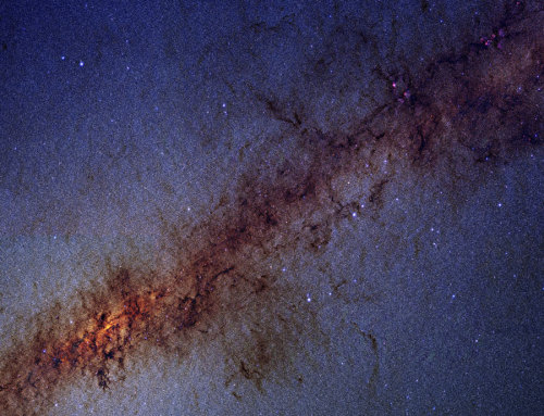 ikenbot:  The Galactic Center in Infrared from 2MASS