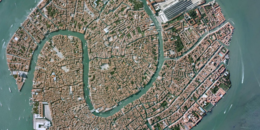 LAND+CITY+URBAN+SCAPE | 806 | VENICE | ITALY | GOOGLE EARTH