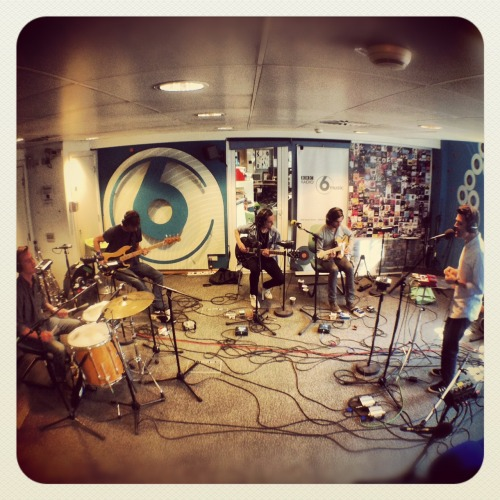 Live on Lauren Laverne today