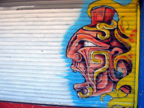 Graffitti Maya by Aleksu on Flickr.