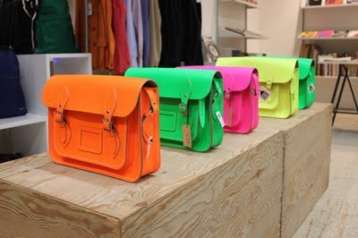 """BAG IT"" Neon has never looked so good! The ""IT"" bag for this summer comes in four amazing new colors! This bag conveniently adds that pop of color we all need in our wardrobes this season. Not only is it the perfect shape and size, it is extremely affordable! … I have yet to put mine down, it is just too fun! Which color do you like best?! Buy HERE!"