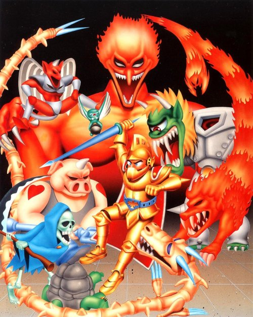 vgjunk:  Ghouls 'n Ghosts.