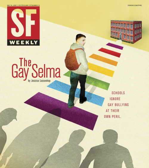 The Gay Selma: May 30th, 2012  Illustration by Ellen Weinstein
