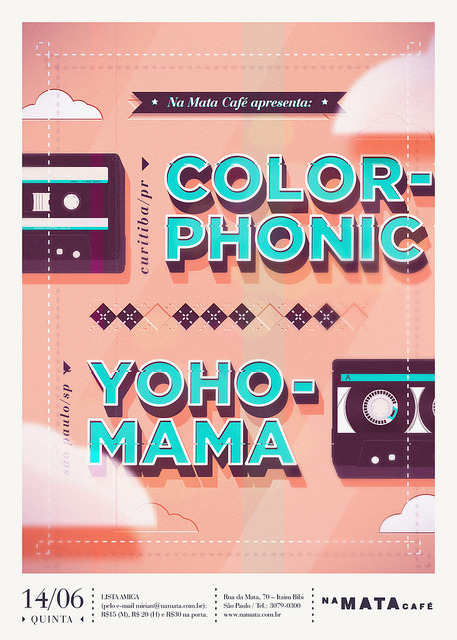 visualgraphic:  Colorphonic + Yohomama
