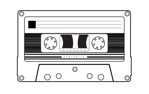 overunity26:  mixtapes are the jam.  coming sunday, you could have this printed on your very own garment! Swap Not Shop! Sunday June, 3rd @ Soundwave Studios 2200 Wood St, Oakland Ca. holler at homeygrown for those freshprints! more info here