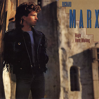 Richard Marx - Day#243 Right Here Waiting