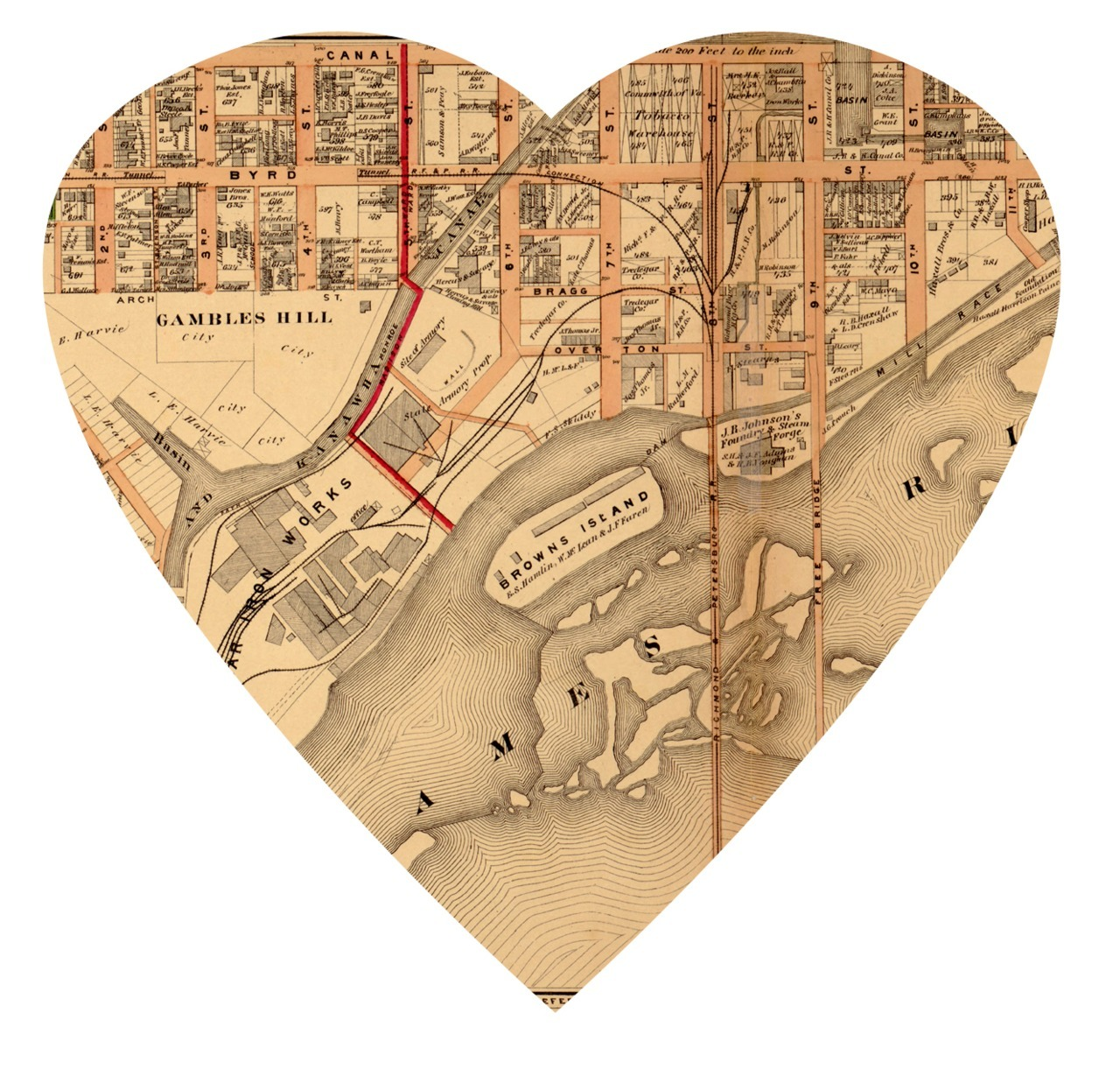 I haven't hearted Richmond in a little while so here's some love… I♥RVA
