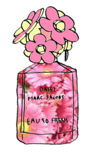 changemybackground:   daisy by marc jacobs *