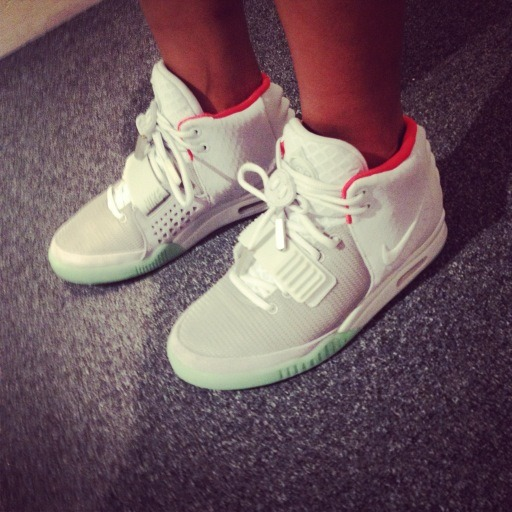 sharmadeanreid:  i got it #yeezy2