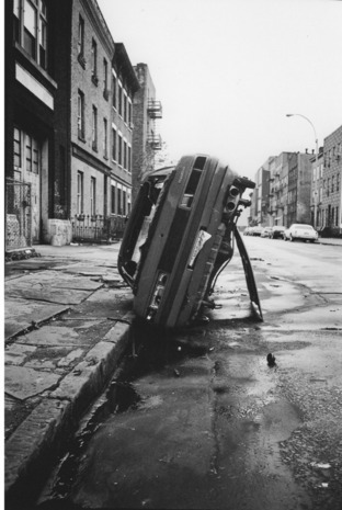 James Cathcart, Williamsburg, 1988, 1988. Courtesy of Causey Contemporary.