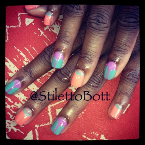 Hampton's Hottie Mani for Jameela