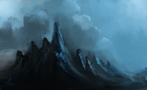 Corel Painter practice