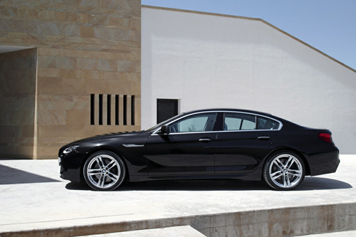 BMW 6 Series Gran Coupe. The new favorite.