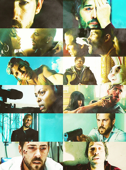 trampolinegardens:  Smokin' Aces (2007)  'What do you see right now? You see exactly, and only, what I choose to show you.'