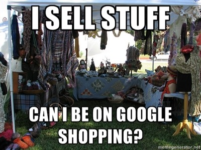 I have Stuff… Can I sell it on Google Shopping?