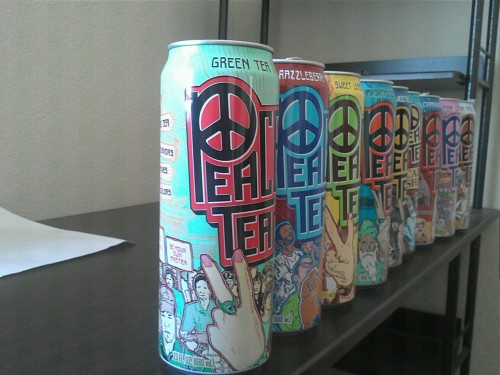 I have now tries all peace teas. A new city must be built.