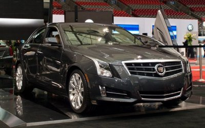 Today I would drive a 2013 Cadillac ATS.
