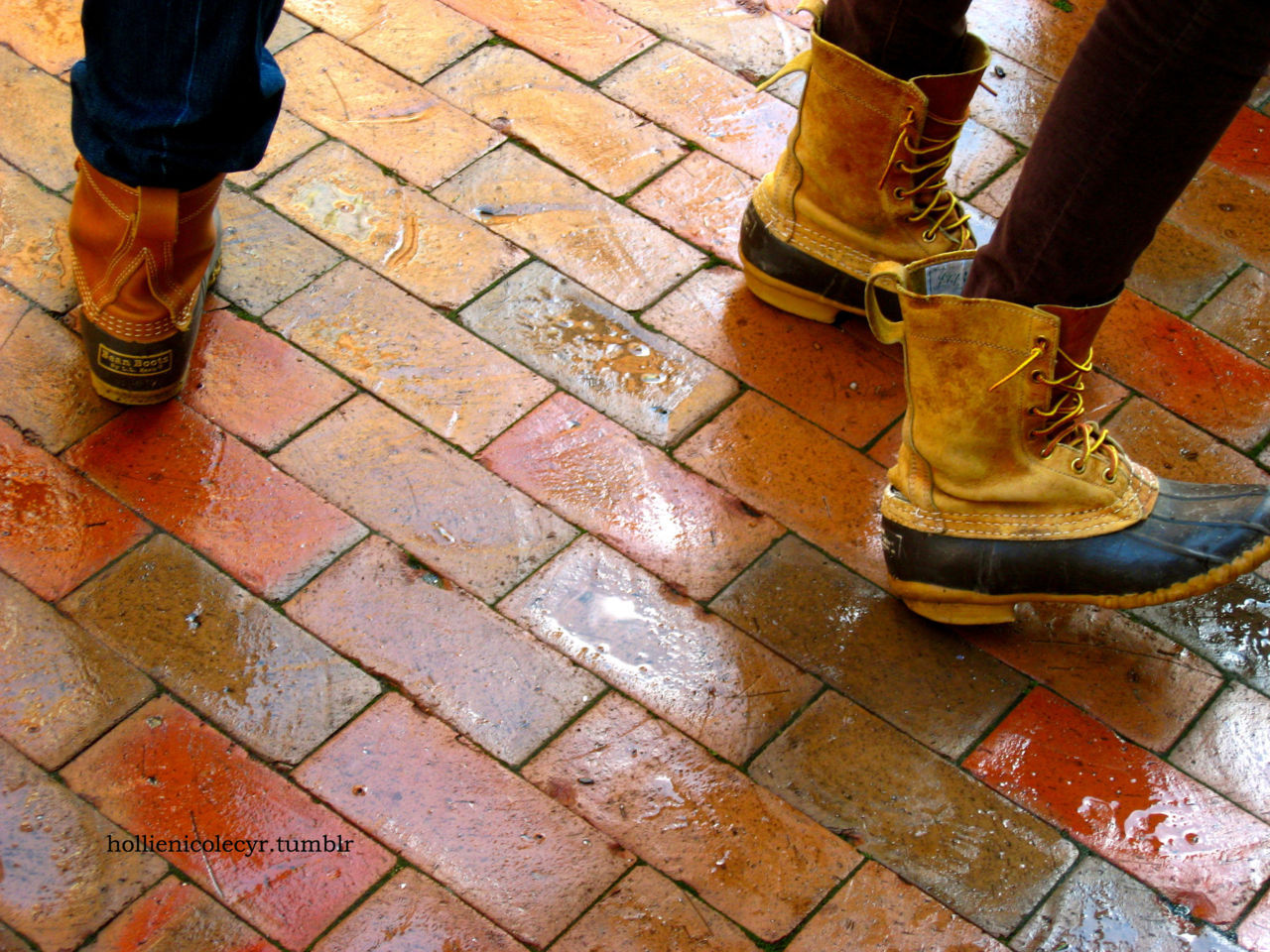 llbeanpr:  Love the brick colors
