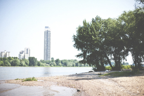 jugendpark beach