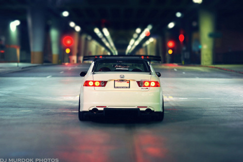 djmurdokphotos:  Salems J's Racing TSX on Flickr. trying out some different editing :D