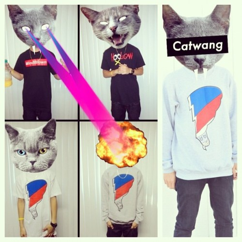#catwang #blown  (Taken with instagram)