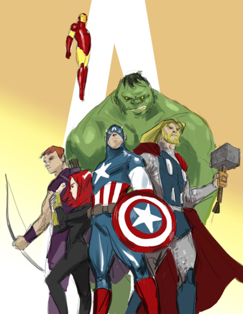 Avengers by Le Tang Want more in-depth Temporal Flux? Checkout the original blog