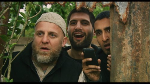 I think I'm confused, but I'm not sure!- Waj  Four Lions - Christopher Morris