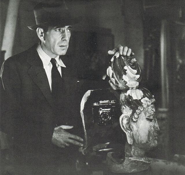 Humphrey Bogart in The Big Sleep, 1946. [x]
