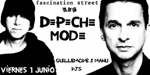 DEPECHE MODE SPECIAL NIGHT!!