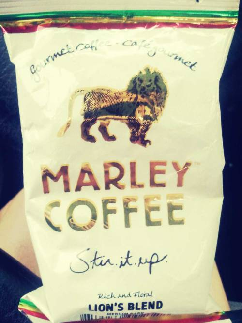 Bob Marley Coffee! Most epic find EVER!